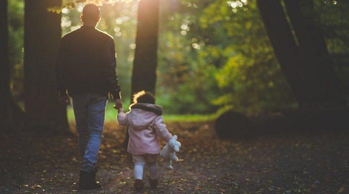 Ljubav između oca i kćerke vječno traje