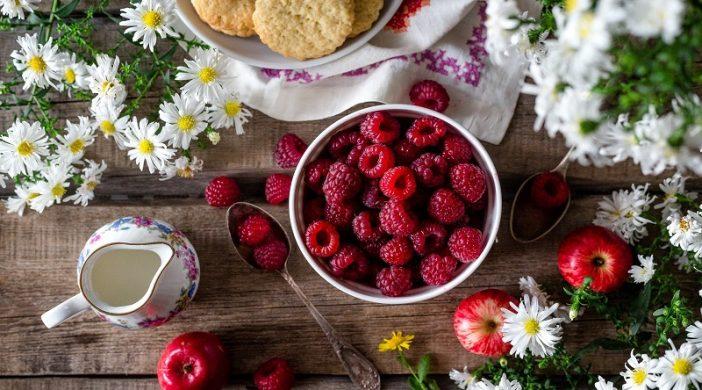 Zdrava prehrana i poticanje zdravog izgleda kože